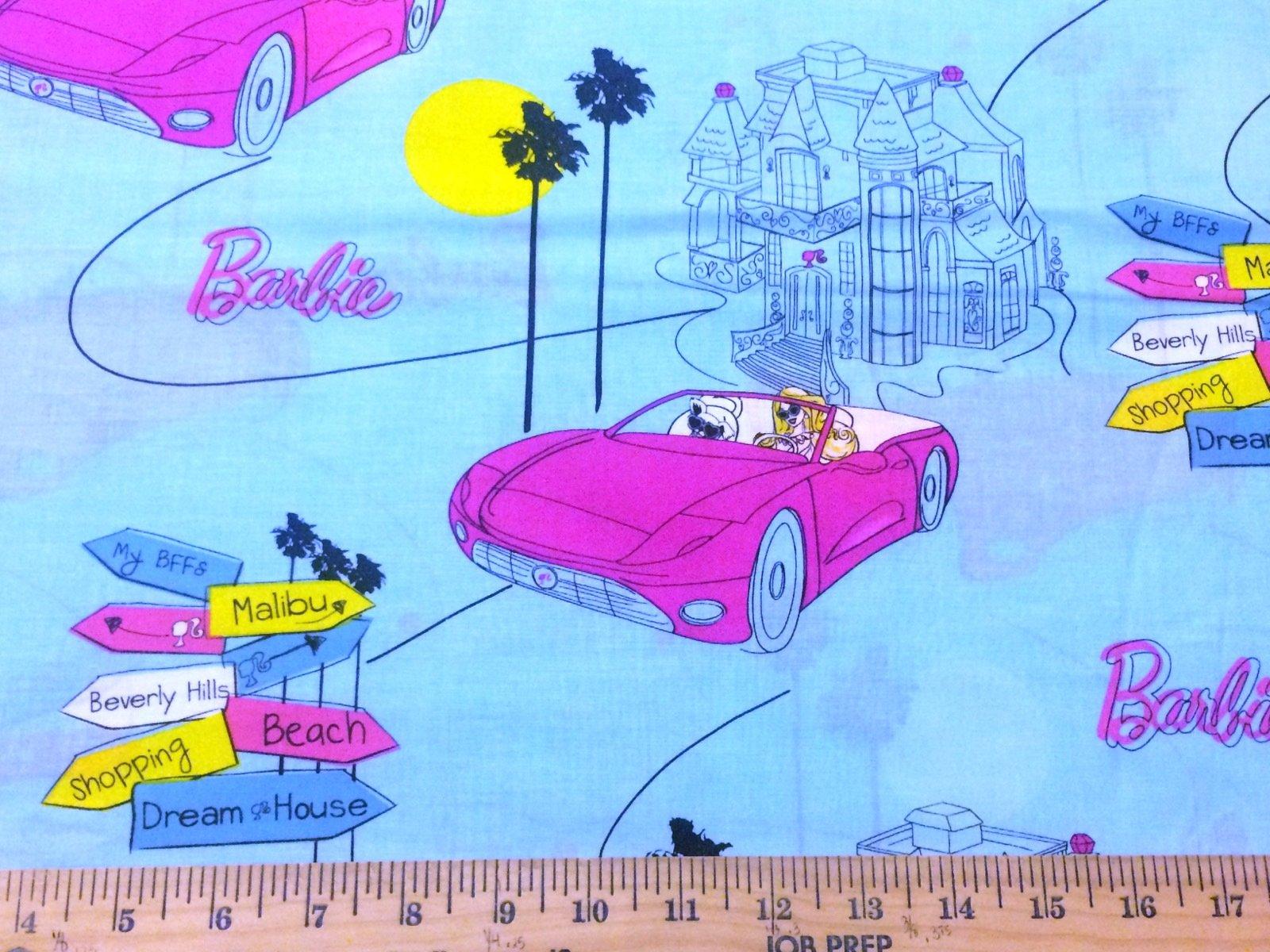 Barbie Malibu Blue 76899
