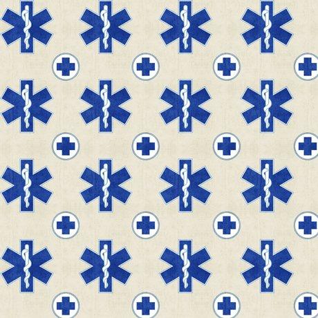 Medical EMS Symbols 24925-E Cream