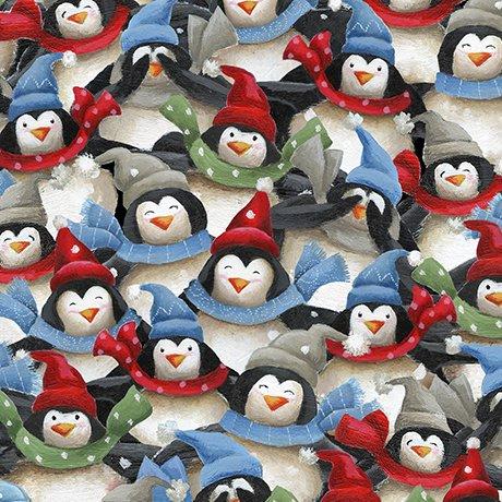 Just Chillin' Penguins 25814X