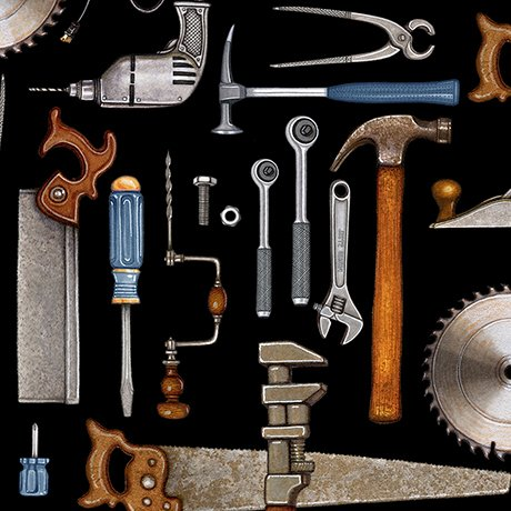 Craftsman 26088-J Tools Black