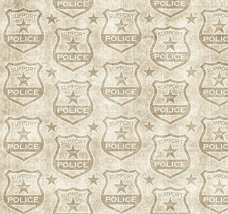 Protect & Serve 26132-E Cream Tonal