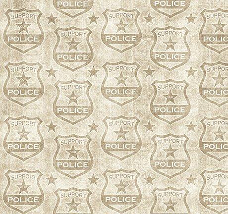 Protect & Serve 26132-E Cream Tonal