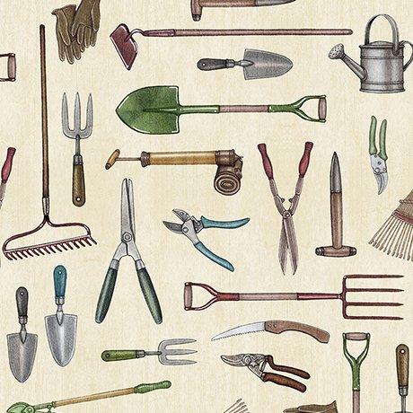 A Gardening We Grow 26498-E Tool Toss