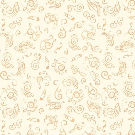 Fine Tuning Music 26849-E Notes on Cream