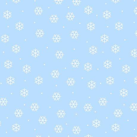 North Woods 26857-B Snowflakes