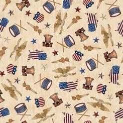 American Pride 26977-E Icons Cream