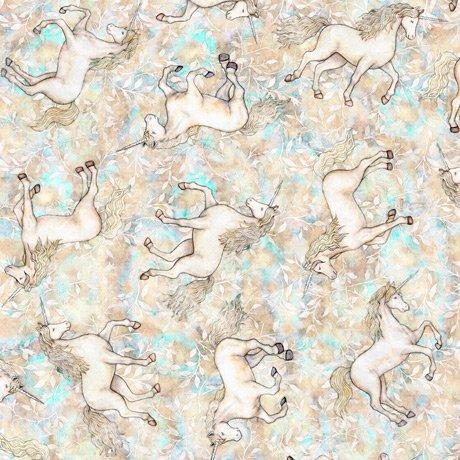 Mystical Unicorns 27379-E Cream