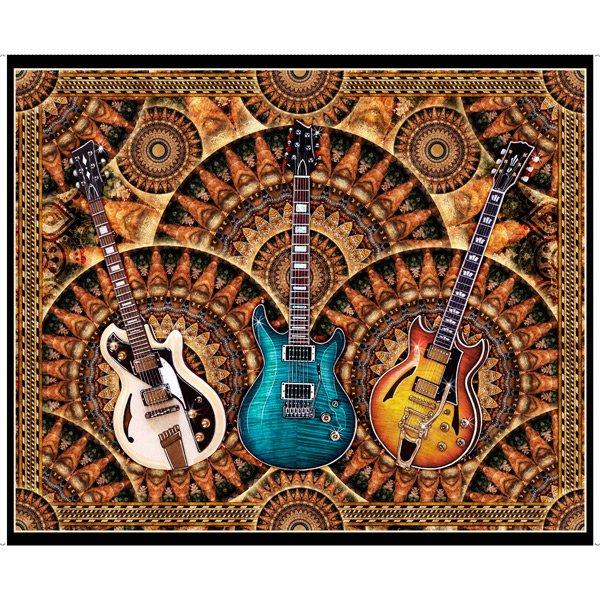 Good Vibrations 27500-T Guitar Panel