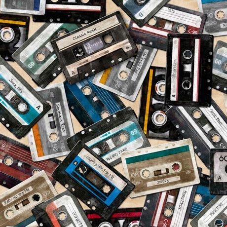 Good Vibrations 27504-E Cassette Tapes Cream