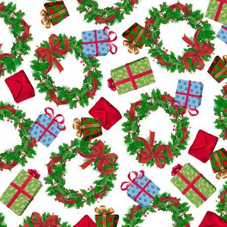 Frosty Friends 27683-Z Wreaths & Gifts