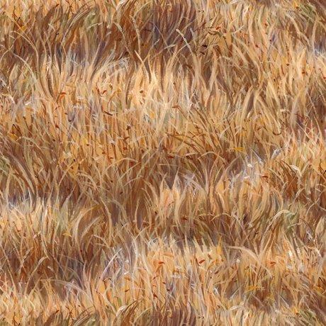 Roam Free Wheat Texture 27943-T Terracotta