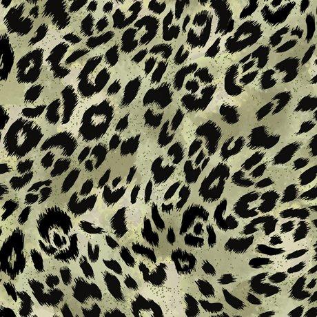 Isabella Cheetah 27977-H Olive