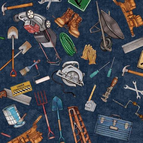 A Little Handy 28195-W Tool Toss Navy