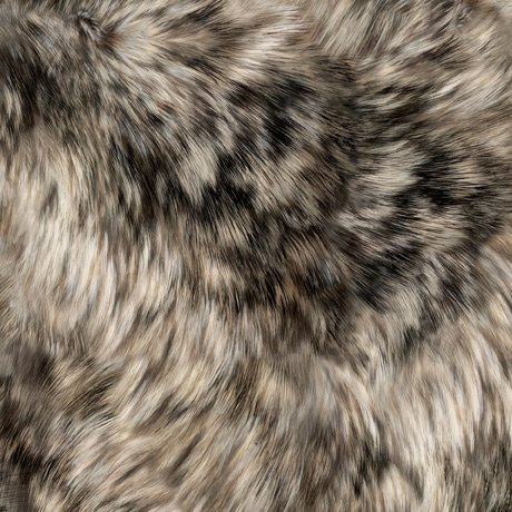 Majestic Wolves 28228-K Fur Gray - 58 MINKY
