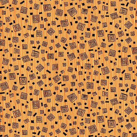 Caribe 28250-O Squares Geo Or