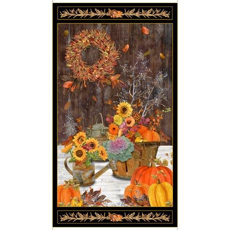 Fall Splendor 28399 Harvest Panel