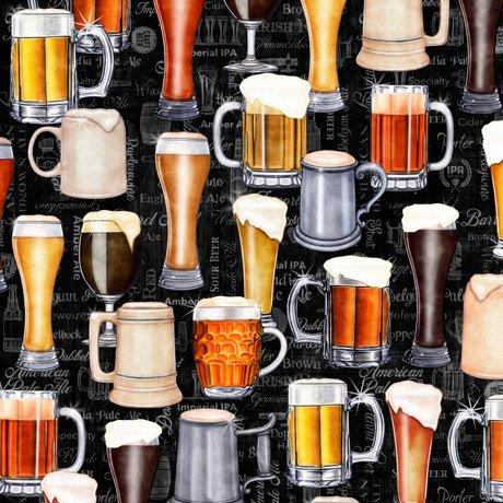 Beer On Tap 28420-J Mugs Black