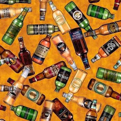 Beer On Tap 28421-S Bottles Tan