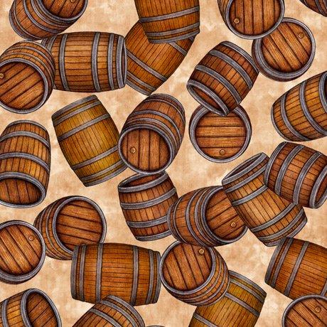 Beer On Tap 28423-A Barrels Cream