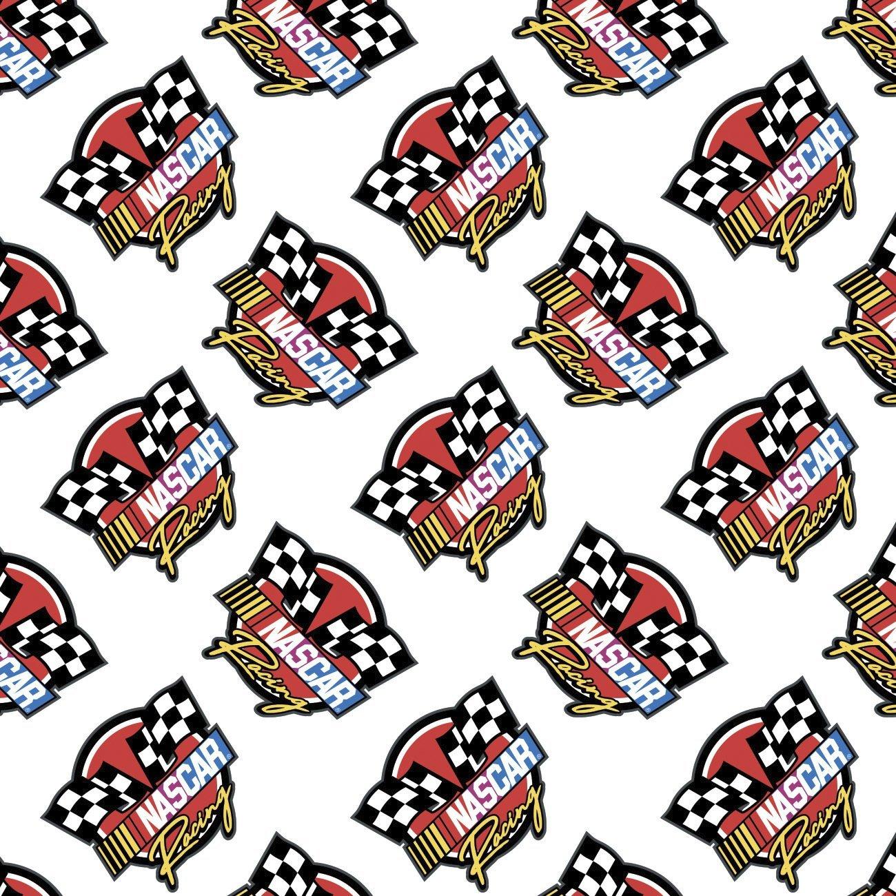 Nascar 39190106-1 White Retro Racing