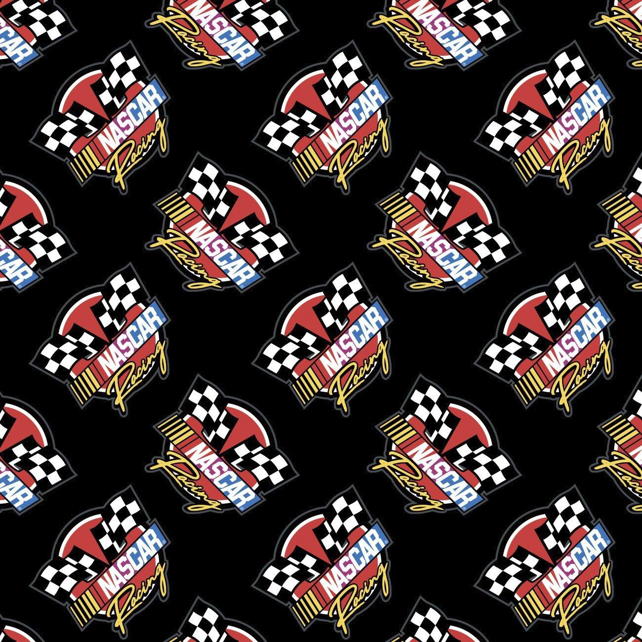 Nascar 39190106-3 Black Retro Racing