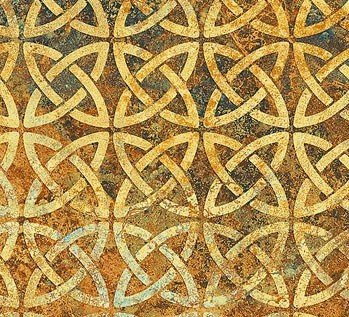 Stonehenge 39429-56 Rust Knots