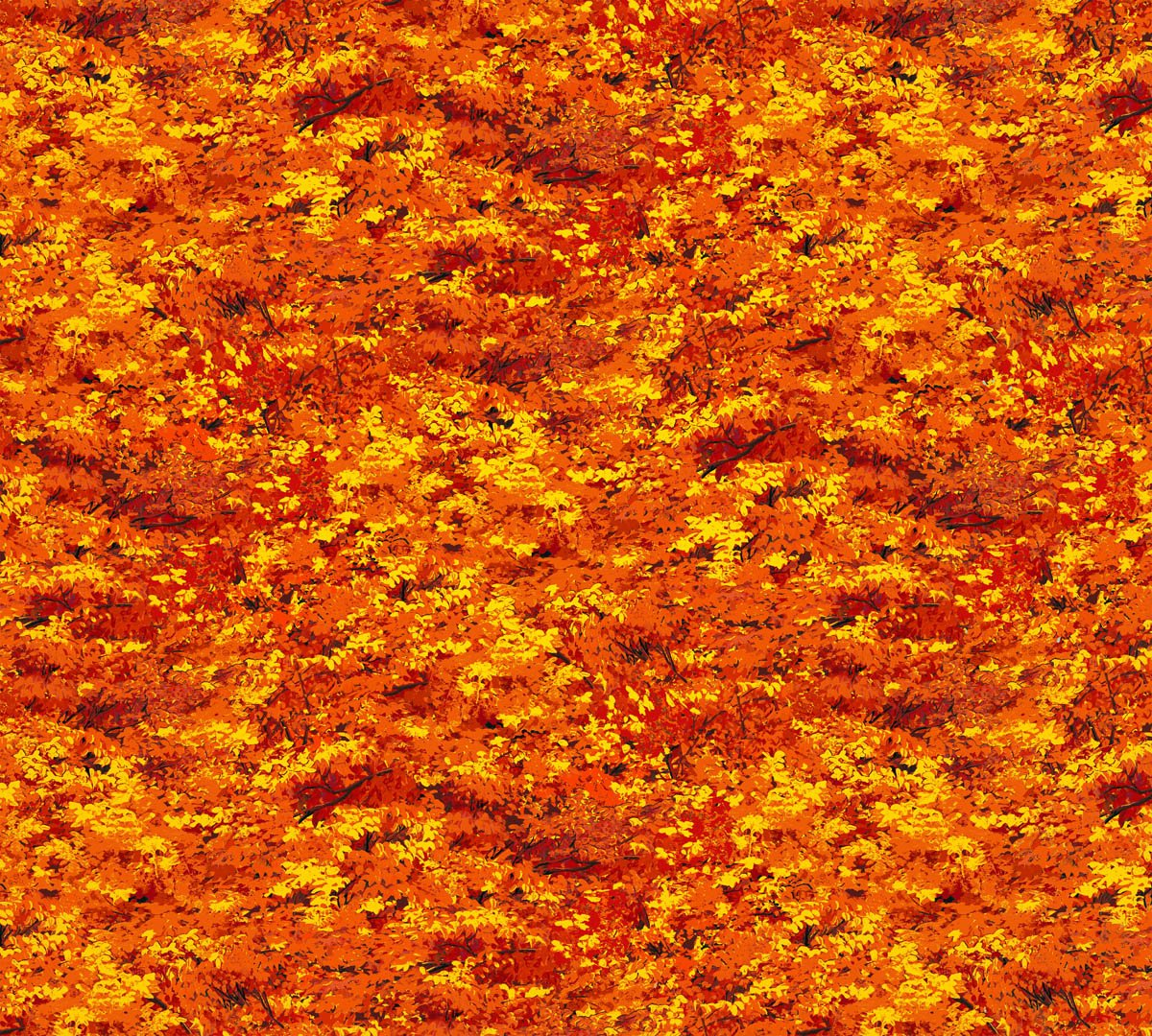 Autumn Blaze 61376-10 Orange