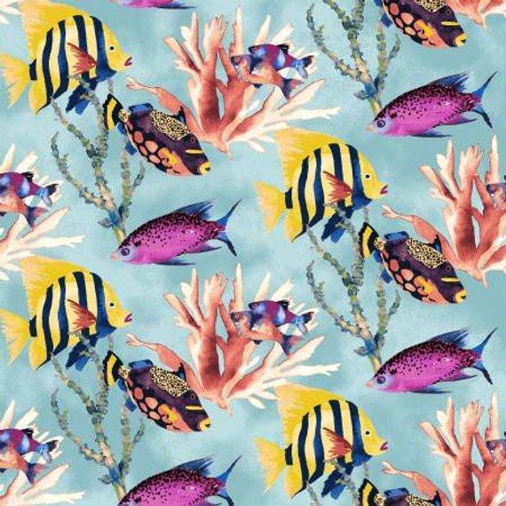 Coral Reef 42666-1 Fish