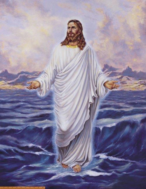 Faith 42860-DX Jesus Panel