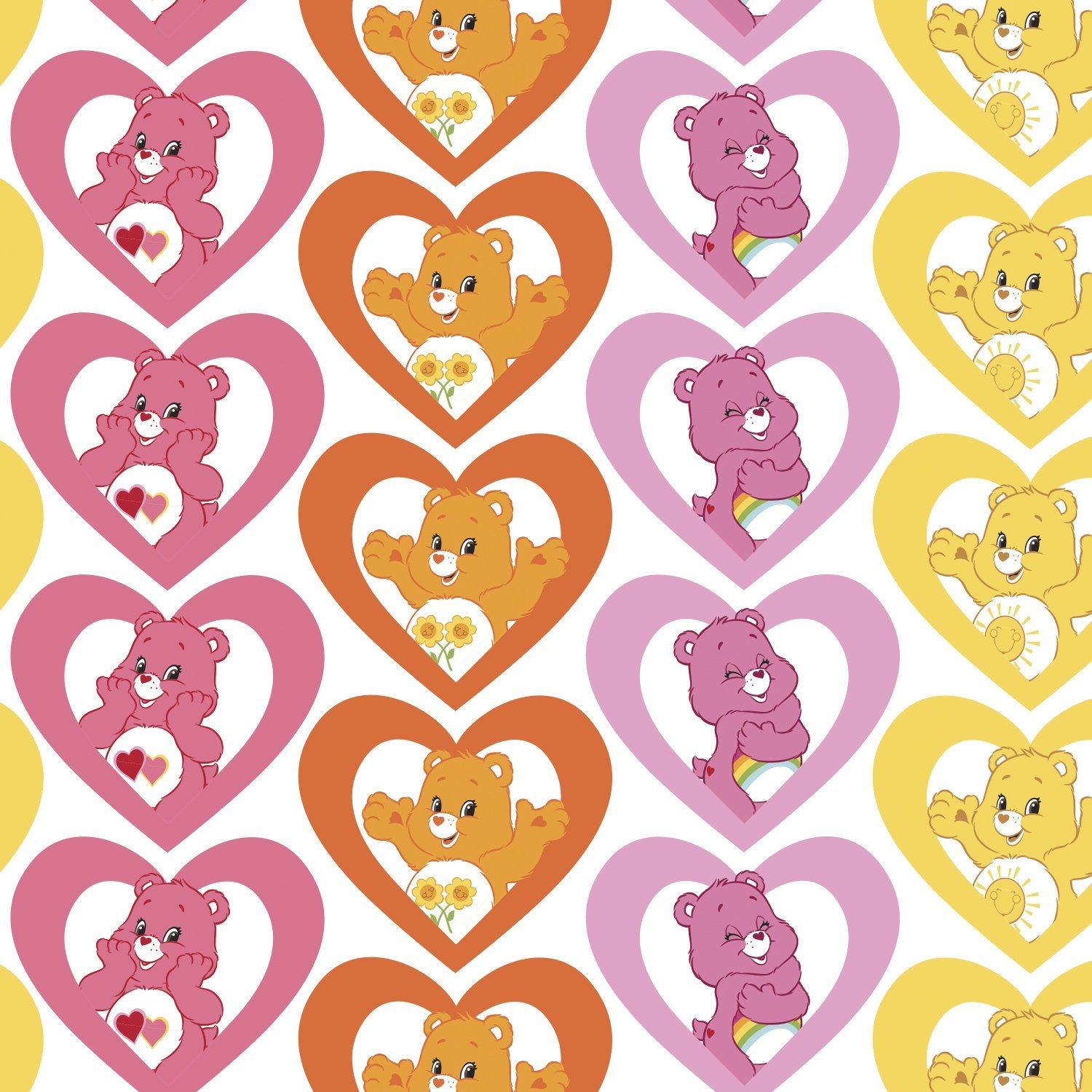 Care Bears 44010105-1 Warm Hearts
