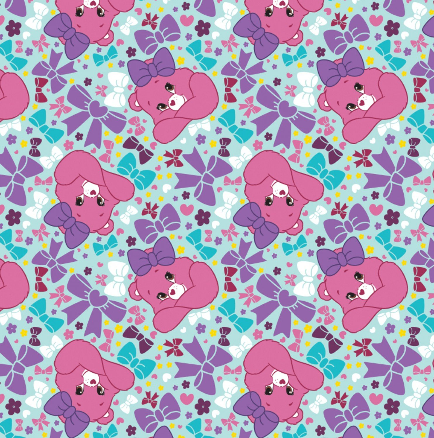 Camelot Cottons Girl Power II 23400407 2 Ruby Comics Cotton Fabric