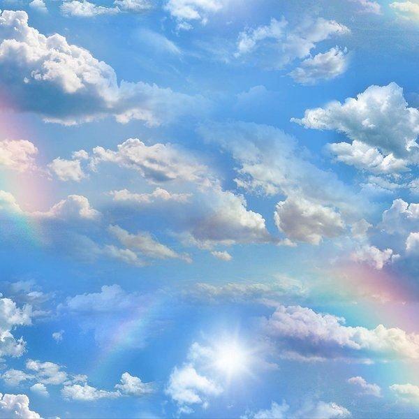 Rainbow Sky 460 Blue