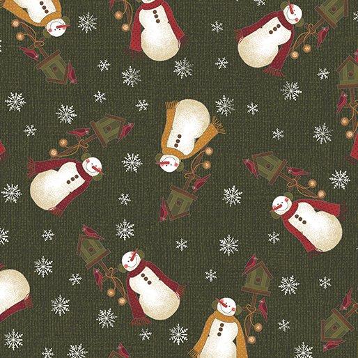 Winter Wonderland 4651-45 Snowman