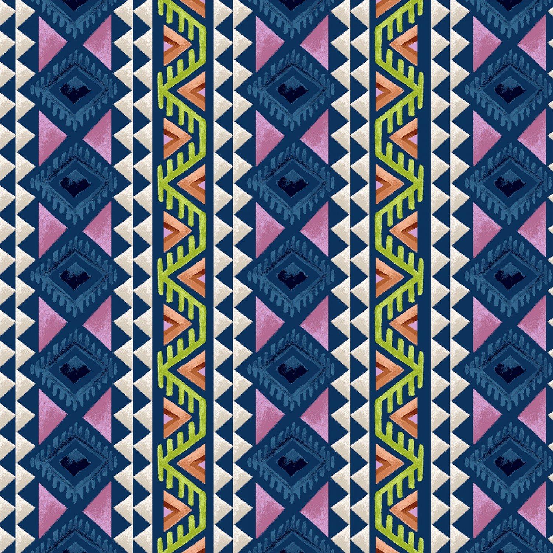 Wanderers Weekend 50790-1 Aztec Stripe