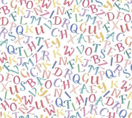 My Imagination Alphabet Baby 51165-X Toss
