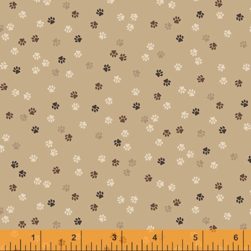Fat Cat 52272-7 Tan Paws