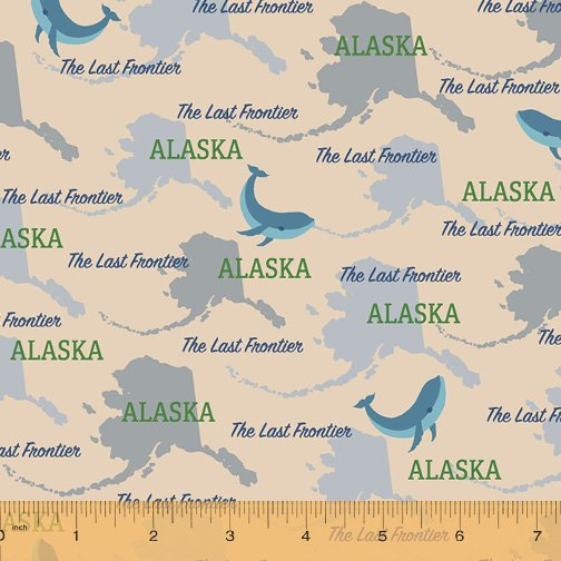 State Pride 52327D-AK Alaska