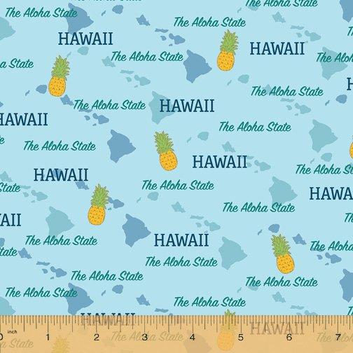 State Pride 52327D-HI Hawaii