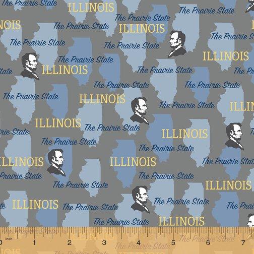 State Pride 52327D-IL Illinois