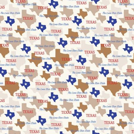 State Pride 52327D-TX Texas