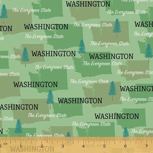 State Pride 52327D-WA Washington
