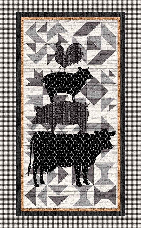 Buttermilk Farmstead 5331P-99 Panel