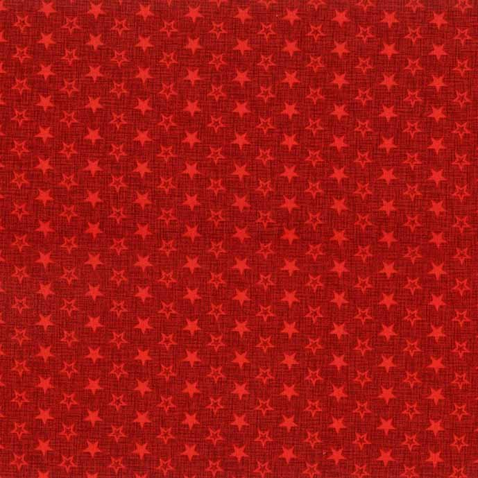 American Muscle Stars 5342-88 Red