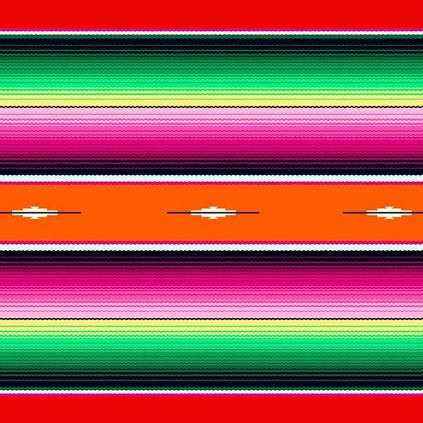 Fiesta Stripe 545 Red