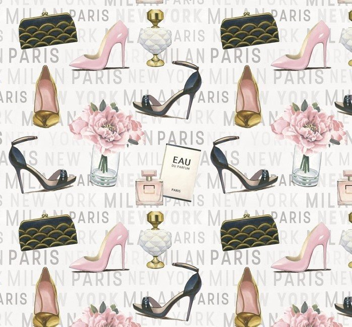 Forever Fashion 5499 Shoes & Perfume
