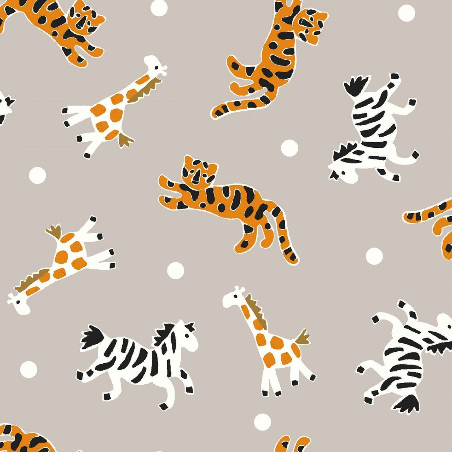 Safari Baby 55544 Grey Toss