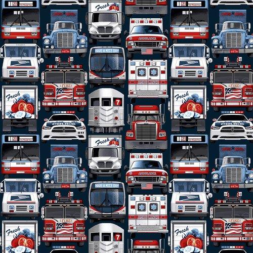 Essential Heroes 5650-78 Essential Vehicles