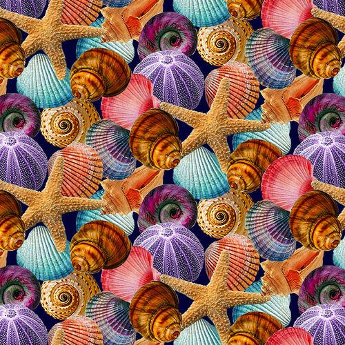 Reef Life 5750-77 Bright Shells