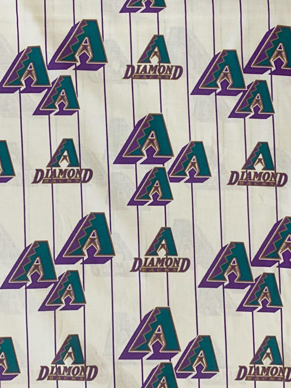 MLB Logo Arizona Diamondbacks 60133 Pin Stripe