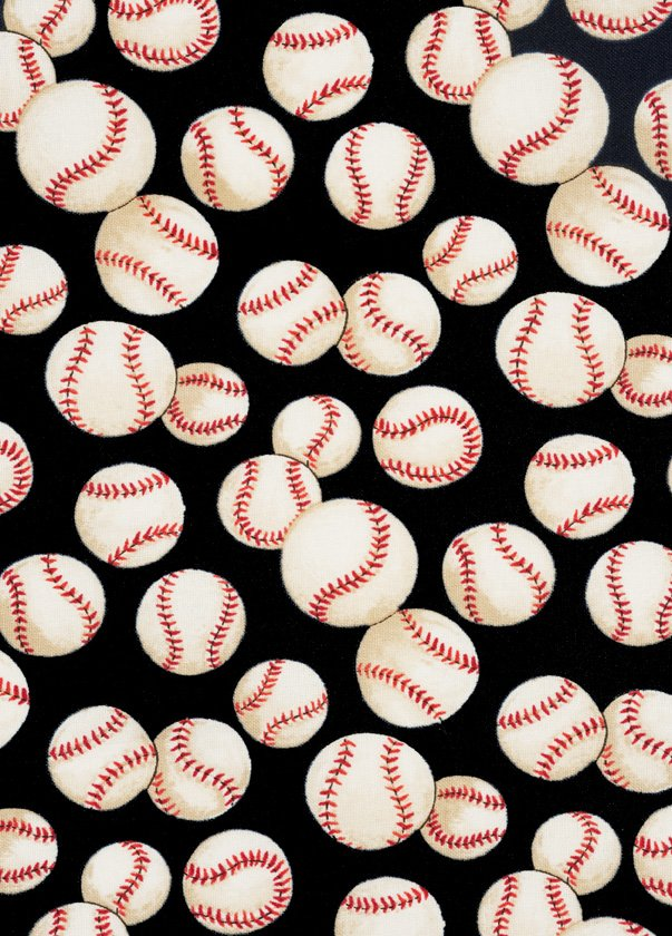 Baseball 6014-F Black